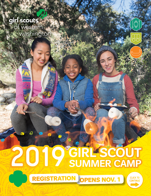 Girl Scouts of Western Washington Camps
