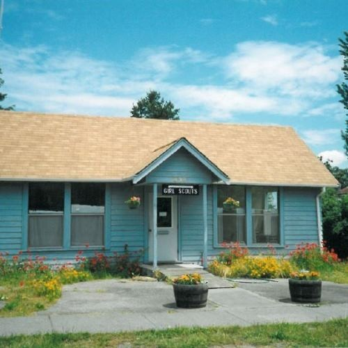 Port Townsend Girl Scout House