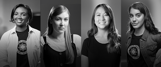 Gold Award Girl Scouts: Issues of the world, meet your match.